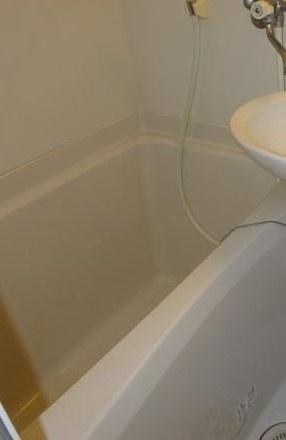 【浴室】フラット中野