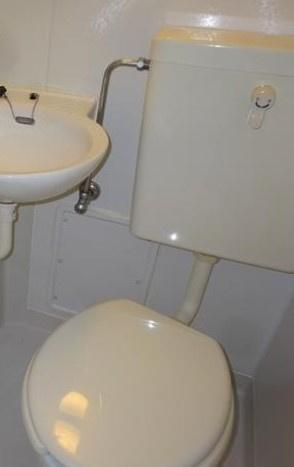 【トイレ】フラット中野