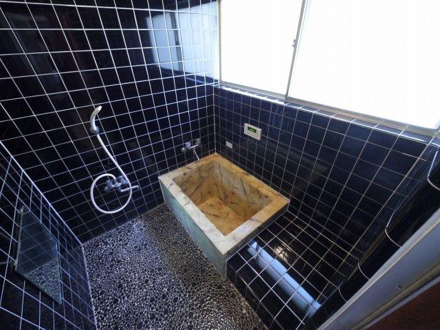 【浴室】名都借戸建