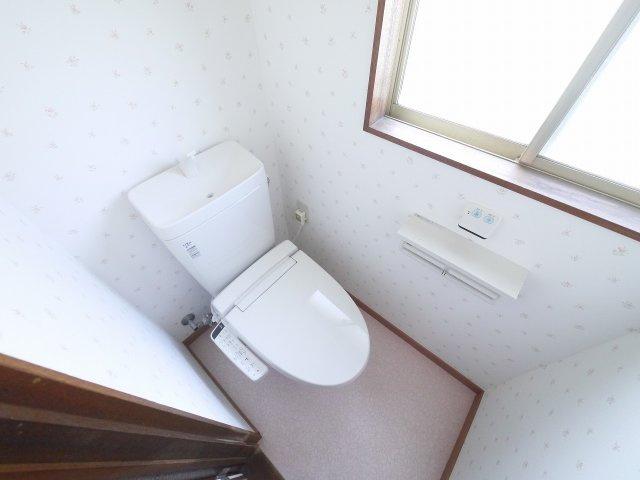 【トイレ】名都借戸建