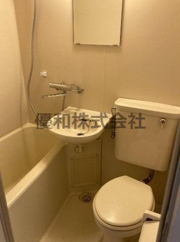 【浴室】トップ下赤塚第2