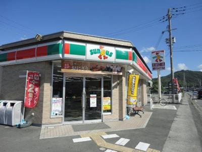 サンクス姫路朝日谷店まで400m