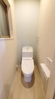 1Fトイレです