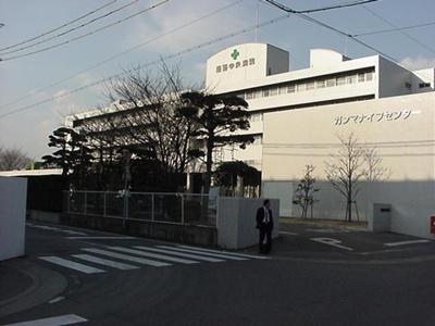 姫路中央病院まで650m