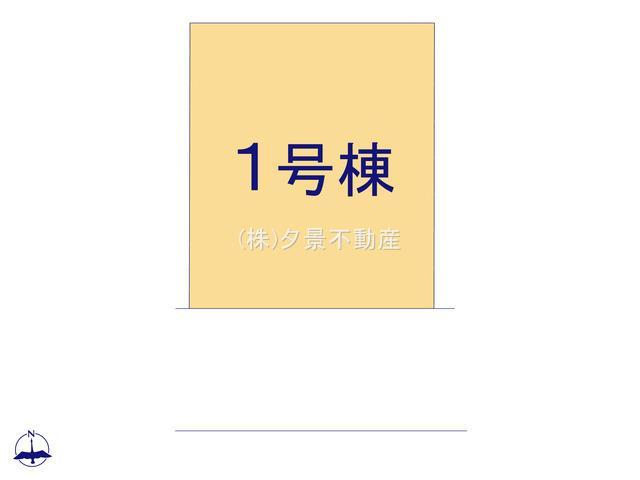 【区画図】桜区大字塚本323-78(全1戸)新築一戸建てクレイドルガーデン