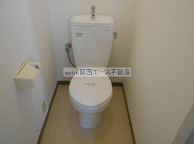 【トイレ】アバ・ハイム西村