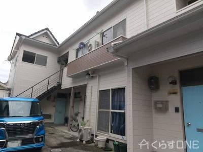 【外観】姫路市田寺東1丁目/収益 アパート