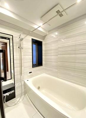 アクシルコート上野のお風呂です。