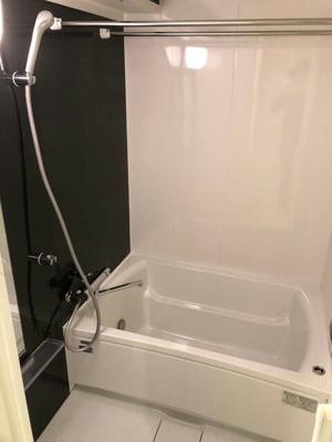【浴室】ガリシア笹塚