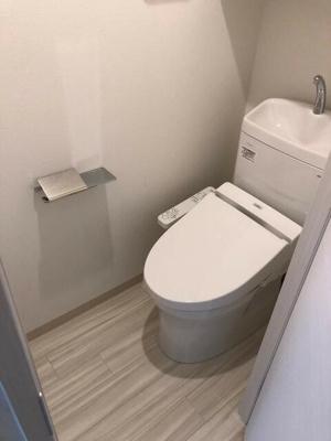 【トイレ】ガリシア笹塚