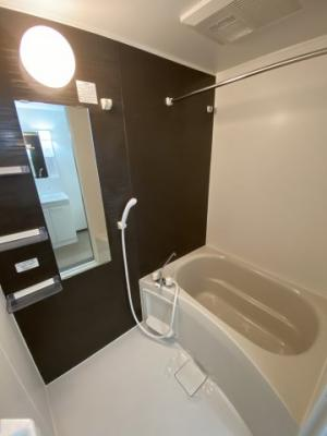 【浴室】プランドール三ッ沢