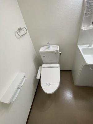 【トイレ】プランドール三ッ沢