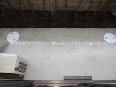 【庭】湘南(新)パラシオン