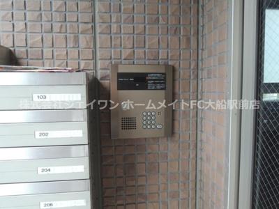 【エントランス】湘南(新)パラシオン