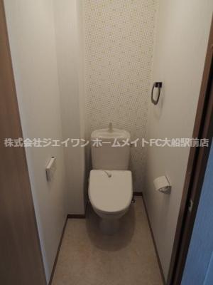 【トイレ】湘南(新)パラシオン
