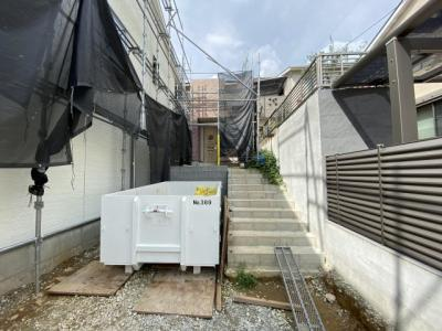 【外観】京都市伏見区深草中ノ島町
