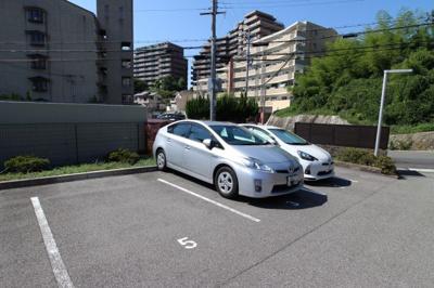 【駐車場】クレール有瀬