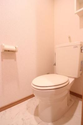 【トイレ】クレール有瀬