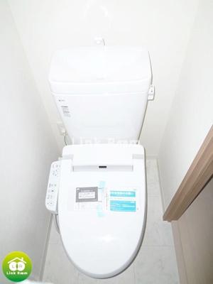 【トイレ】モンレーヴ錦糸町