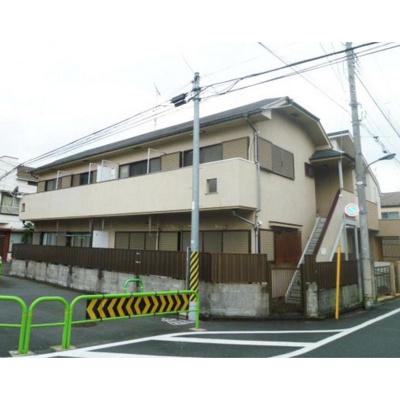 【外観】シャンポール氷川台