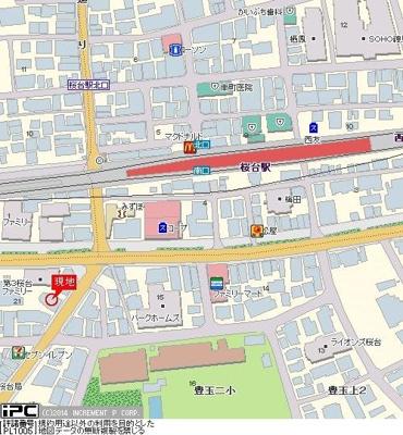 【地図】ライオンズマンション桜台第三
