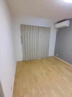 クローゼットがある洋室はお部屋がすっきり片付きます