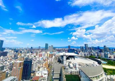 24階建てからの眺望です!