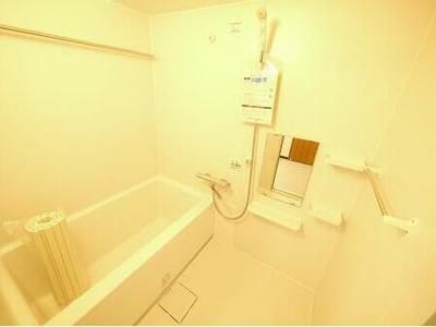 【浴室】オークランド中央(No.743)