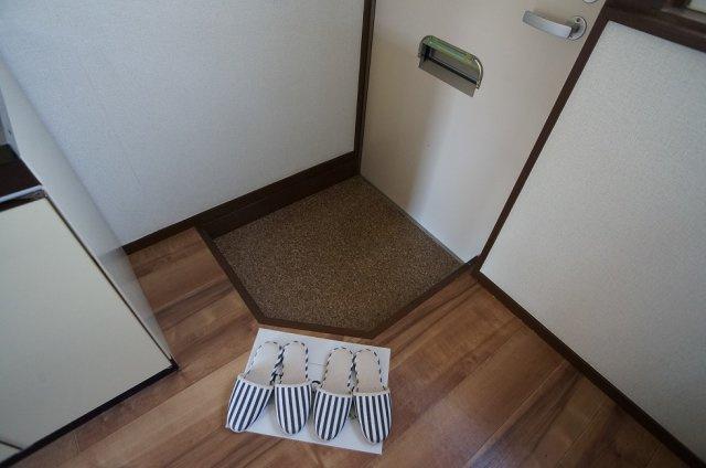 【玄関】サンハイム