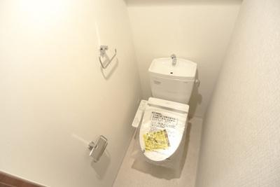 【トイレ】プランドール新大阪PARKレジデンス