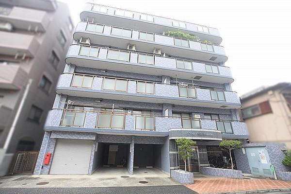 セザール西新井:西新井駅徒歩12分のエレベーター付きマンションです!