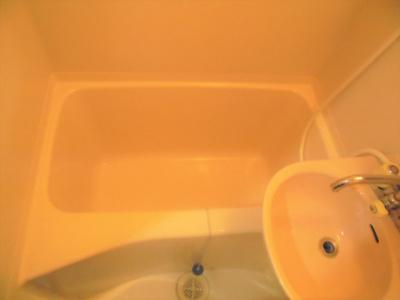 【浴室】ソレイユ西宮