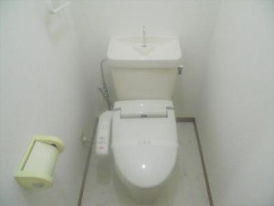 【トイレ】ソレイユ西宮