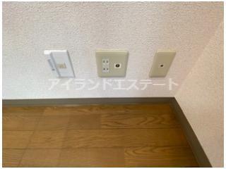 【設備】CIAO! 駅近 バストイレ別 オートロック 室内洗濯機置場