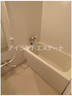 【浴室】CIAO! 駅近 バストイレ別 オートロック 室内洗濯機置場