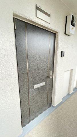 【玄関】博多ニッコーハイツ