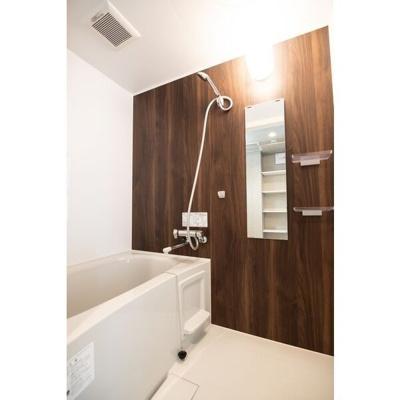【浴室】ラ・ビスタ4-12 (La・Vista 4-12)