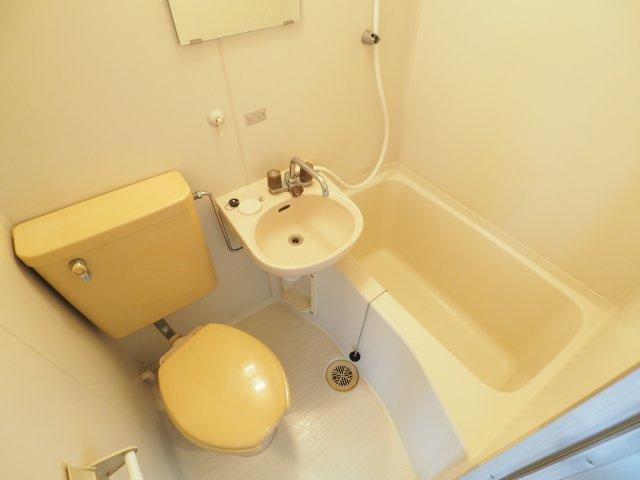 【浴室】第5プランドールヨツヤ