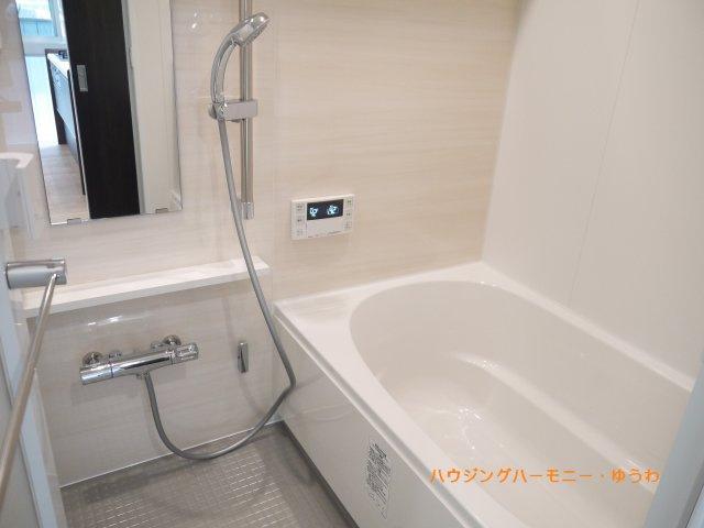 【浴室】幸町コーポビアネーズ