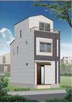 豊島区池袋本町1丁目 新築戸建の画像