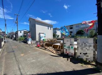 【前面道路含む現地写真】清瀬市元町2丁目 全1棟