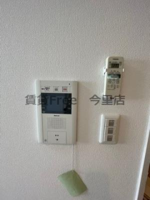【セキュリティ】ドゥーエ森ノ宮 仲介手数料無料