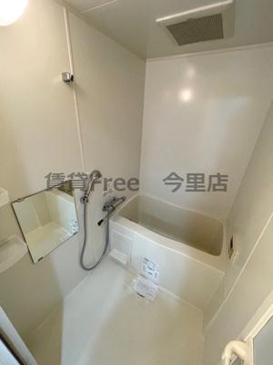【浴室】ドゥーエ森ノ宮 仲介手数料無料