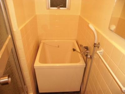 【浴室】セレブサンティール