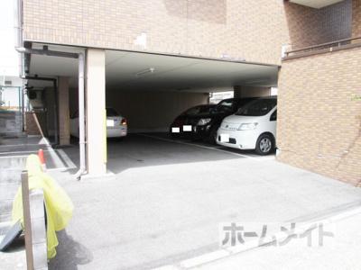 【駐車場】ビアンヌール川西