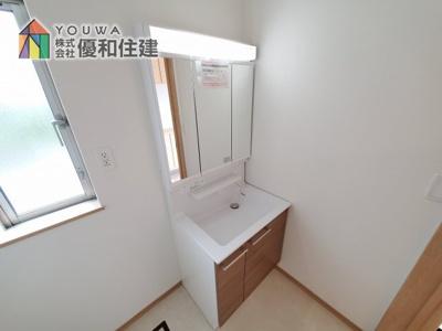 【独立洗面台】神戸市西区学園東町 新築戸建 2棟分譲開始しました