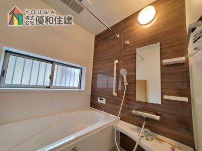 【浴室】神戸市西区学園東町 新築戸建 2棟分譲開始しました