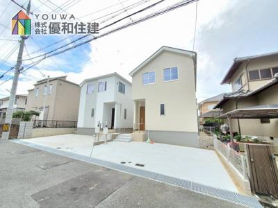 【外観】神戸市西区学園東町 新築戸建 2棟分譲開始しました