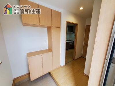 【玄関】神戸市西区学園東町 新築戸建 2棟分譲開始しました