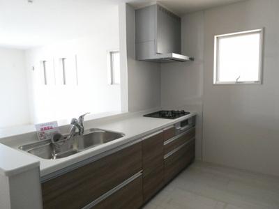 碧南市伏見町Ⅱ新築分譲住宅3号棟写真です。2021年7月撮影